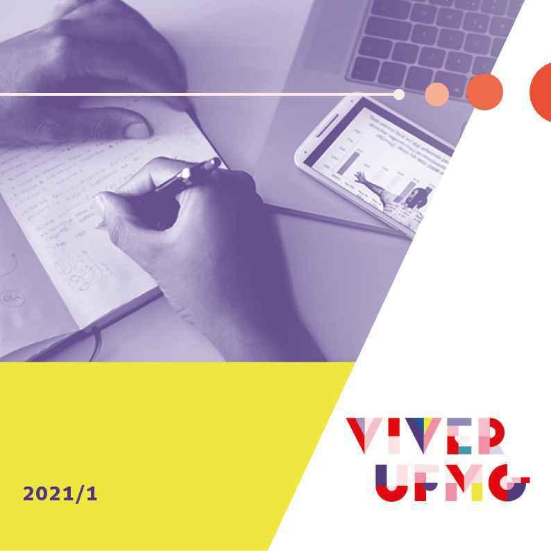 Capa do Guia Viver UFMG