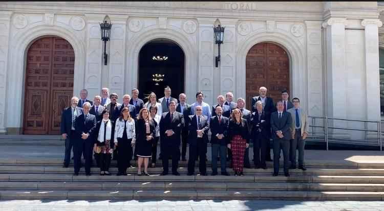 Reitores das universidades filiadas à AUGM reuniram-se em Santa Fé, na Argentina