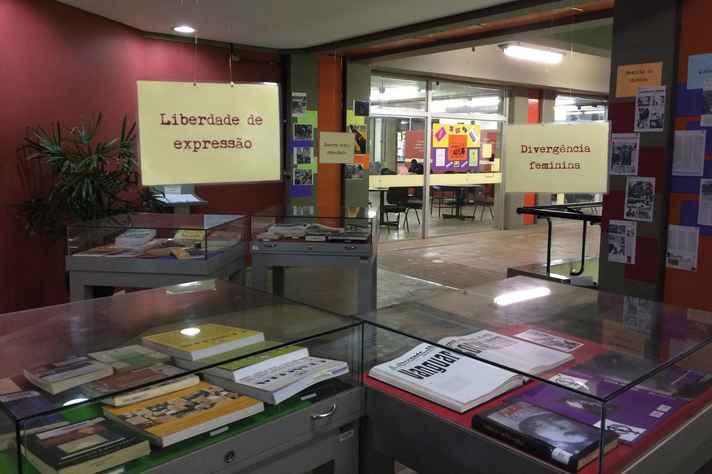 Biblioteca da Faculdade de Letras (Fale)