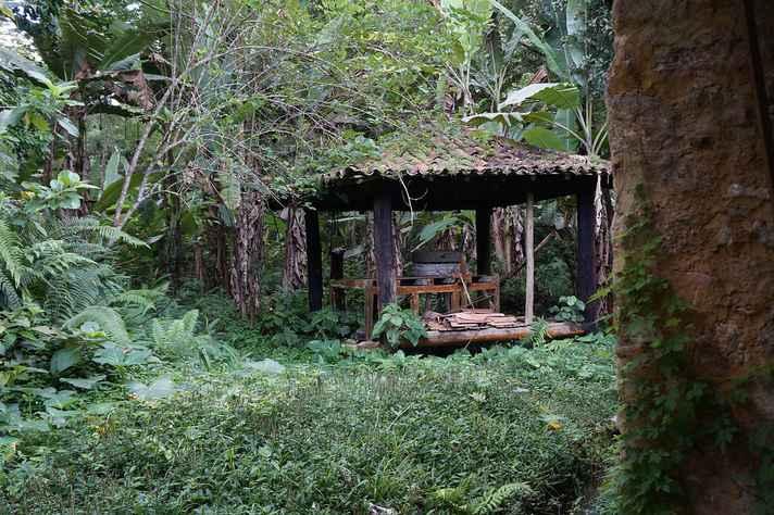 Instalação em território quilombola: