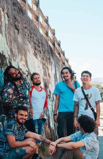 Banda Velejante lança o primeiro álbum no Galpão Cine Horto