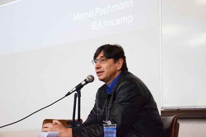 Marcio Pochman, da Unicamp, ex-presidente do Ipea