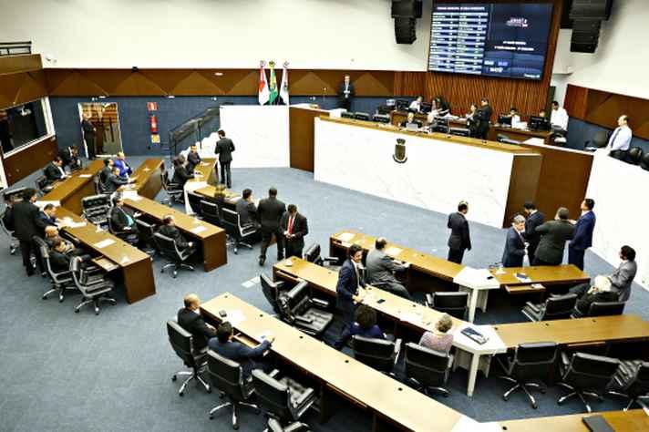 Vereadores aprovaram 68 projetos de lei em 2018
