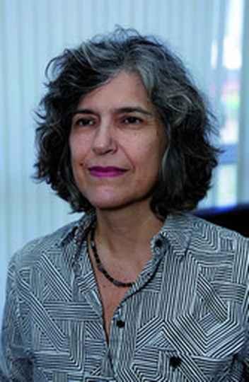 Stella Goulart, presidente da Comissão Institucional de Saúde Mental