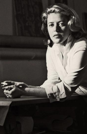 Hilda Hilst, na década de 1950