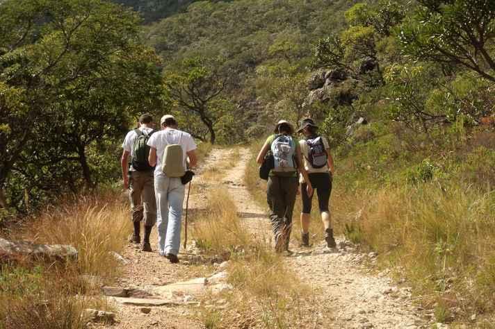 Caminhada na Serra do Cipó: do cerrado à mata atlântica