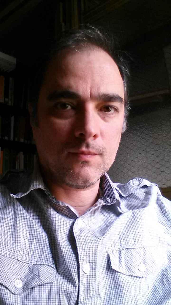 Sérgio Alcides, professor da Faculdade de Letras da UFMG