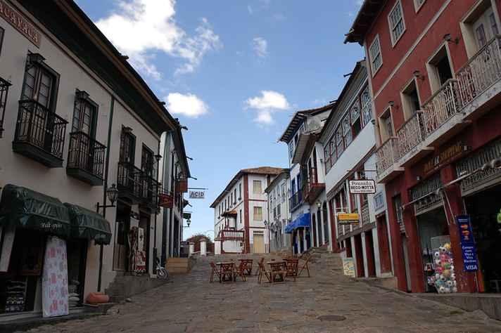 Tradicionalmente, a cidade mineira de Diamantina é a sede do evento