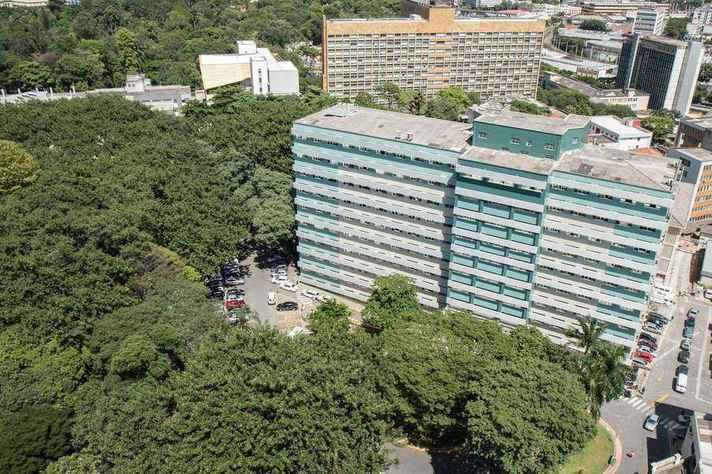 Vista parcial do campus Saúde que abrigará atividades da Semana