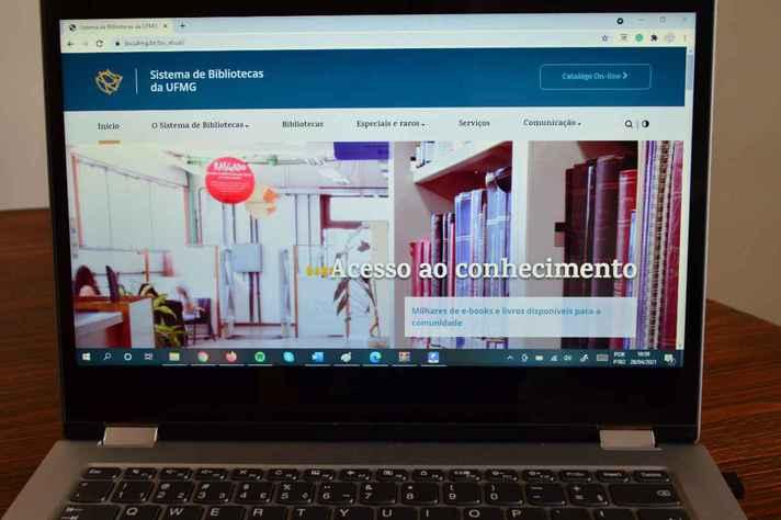 Portal foi desenvolvido para atender dar suporte ao ensino remoto
