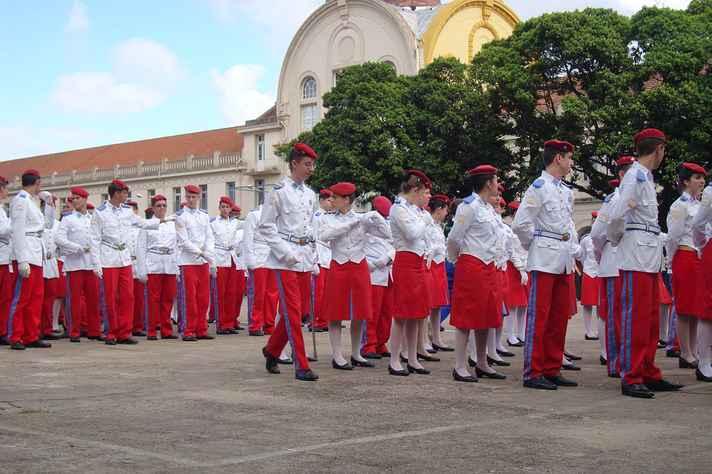 Colégio Militar em Porto Alegre (RS)