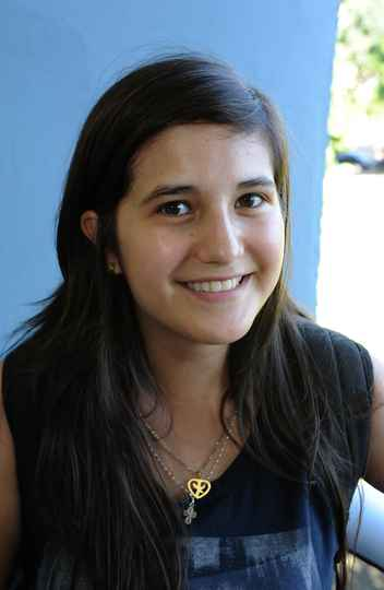 Paola Martinez, da Colômbia: expectativa de aprender português na UFMG