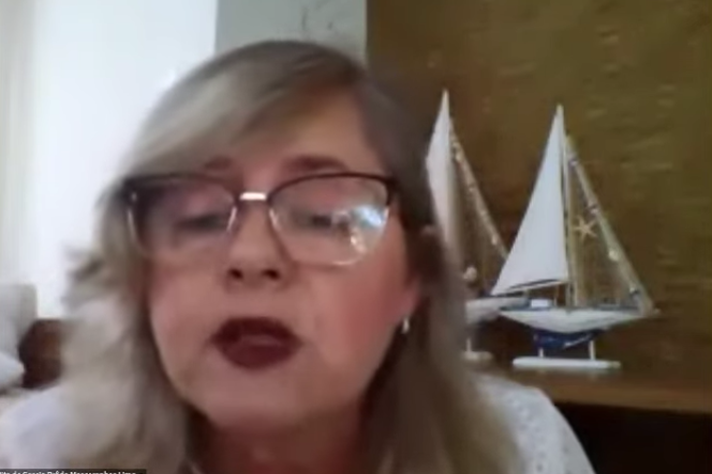 Rita Brêdas: