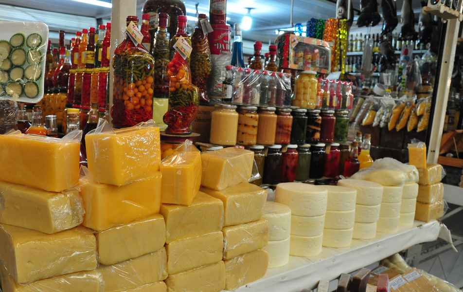 Mercado Central de Montes Claros