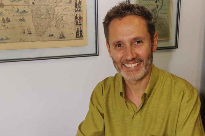 Luis Brandão: energia intelectual