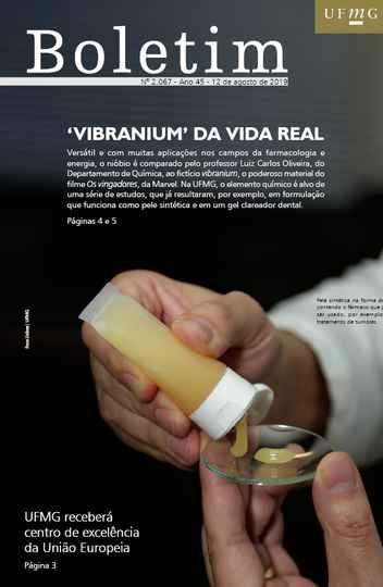 Capa da edição 2.067 do Boletim