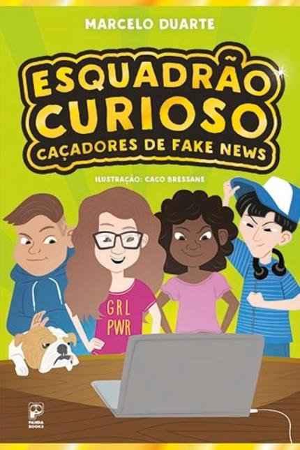 Livro infantil desvenda as 'fake news'