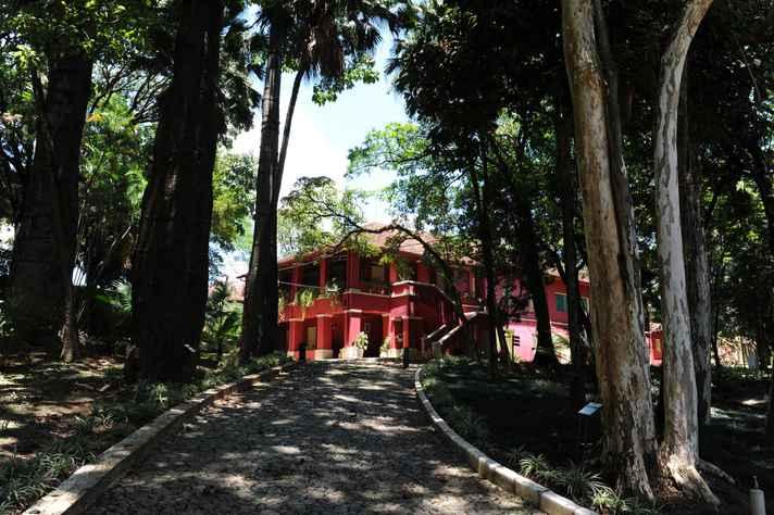Museu de História Natural e Jardim Botânico da UFMG