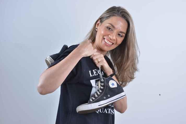 Márcia Marques: resgatar o brilho dos anos 80