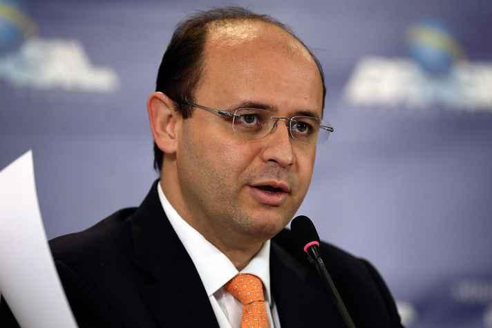 O ministro da Educação, Rossieli Silva