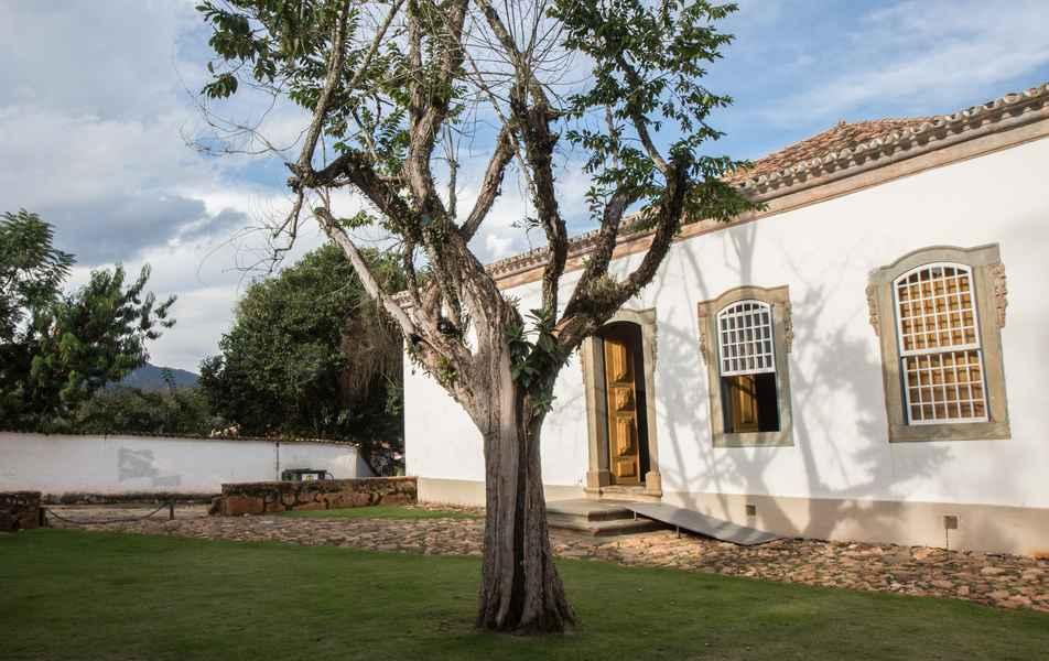 Museu Casa Padre Toledo, em Tiradentes (MG)