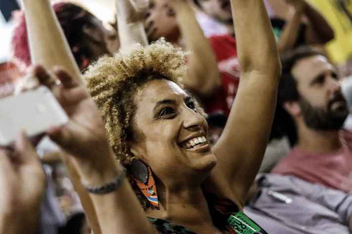 Marielle: projetos em defesa da mulher e dos direitos humanos