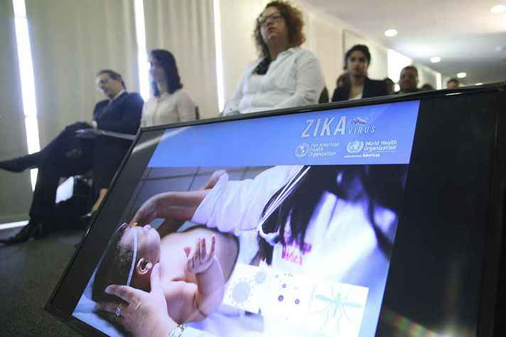 Zika vírus pode causar microcefalia em bebês