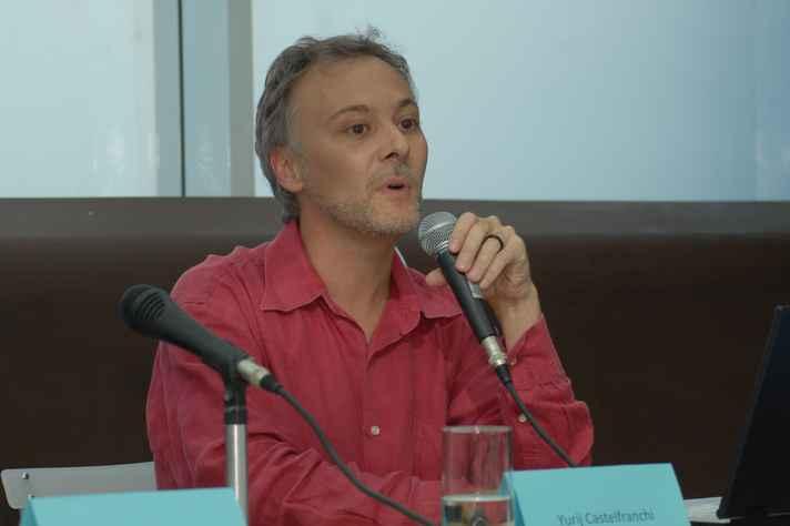 Yurij Castelfranchi: percepção pública da ciência