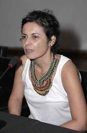Claudia Mayorga: