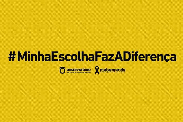Movimento Maio Amarelo tenta conscientizar população sobre segurança nas ruas e estradas