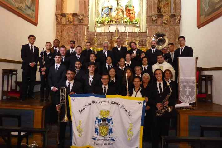 Sociedade Orquestra e Banda Ramalho