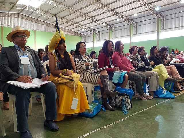 Educação indígena foi um dos temas discutidos na edição passada do evento, realizada em Montes Claros