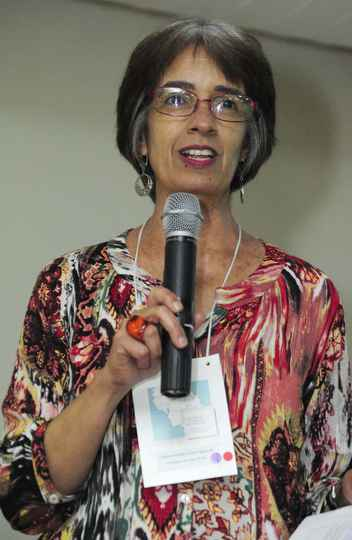 Cristina Almeida Cunha Filgueiras, da PUC Minas, citou estudo realizado no âmbito do Observatório das Metrópoles