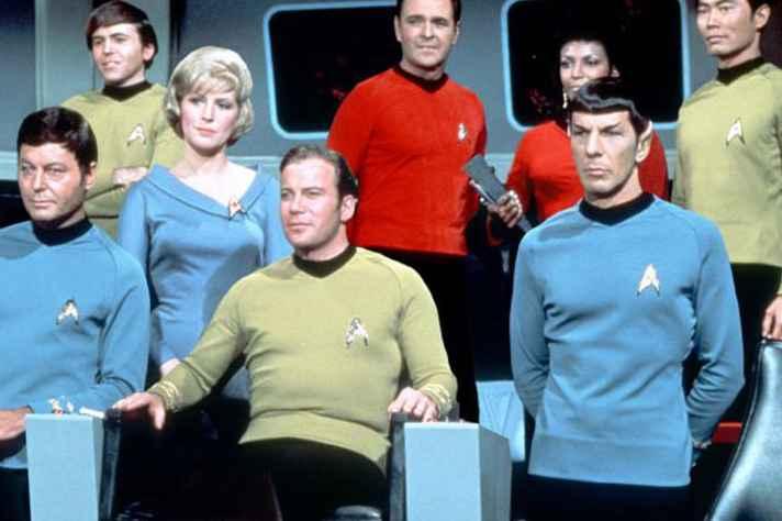 Franquia foi lançada com série em 1966