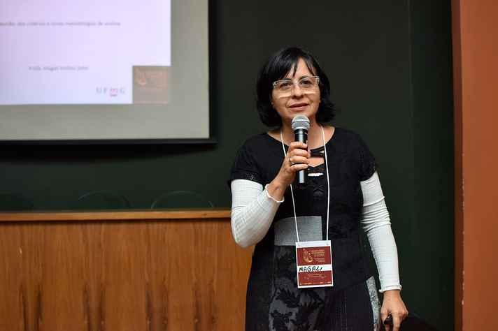 A especialista convidada é a pesquisadora Magali Melleu Sehn, da Escola de Belas Artes