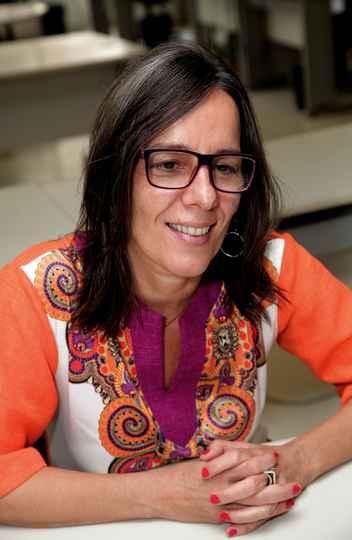 Ana Flávia Machado: índice de felicidade apurado entre os visitantes do museu