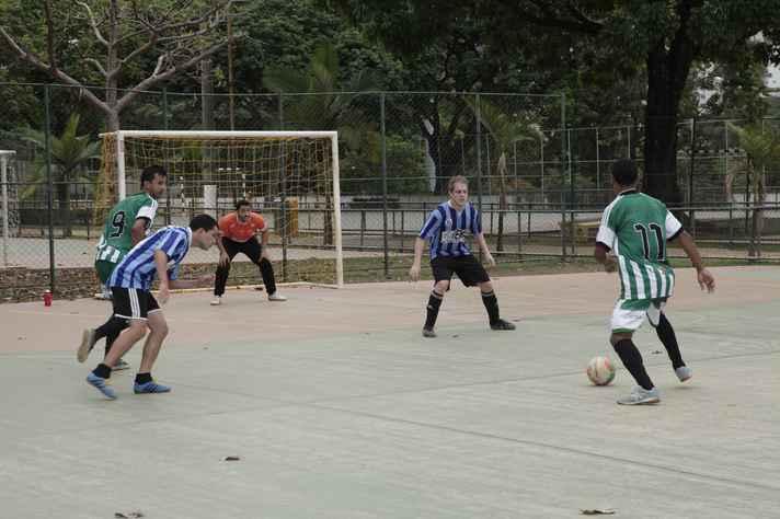 Final do torneio de futsal será disputada no sábado, no CEU