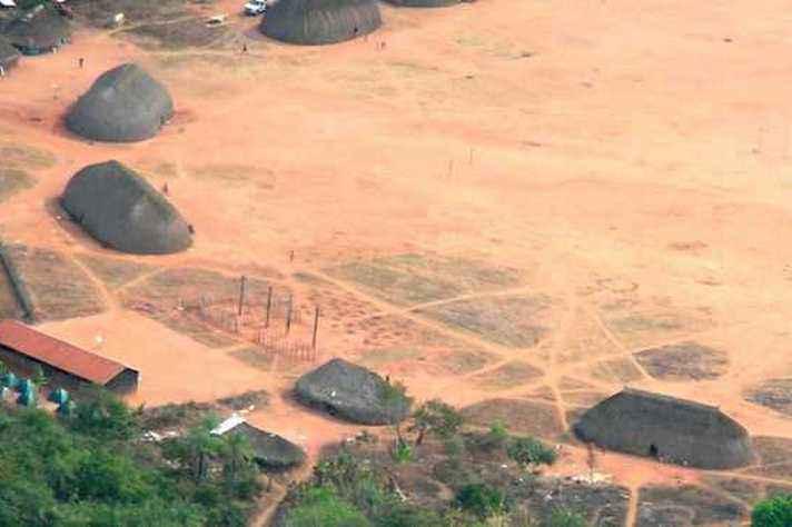 Reserva do Parque Nacional do Xingu
