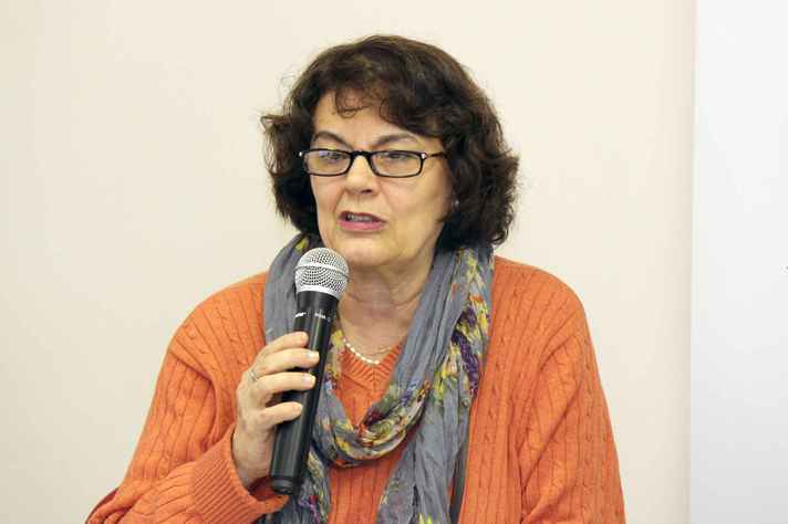 Professora Leda Paulani (FEA/USP)