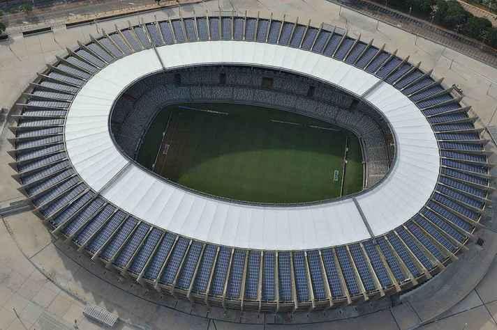 Localizado nas proximidades do Campus Pampulha, o Mineirão já foi palco de grandes momentos do futebol nacional e internacional