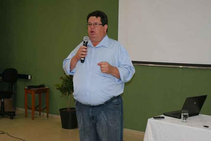 Jorge Neves discutiu carreira nas universidades