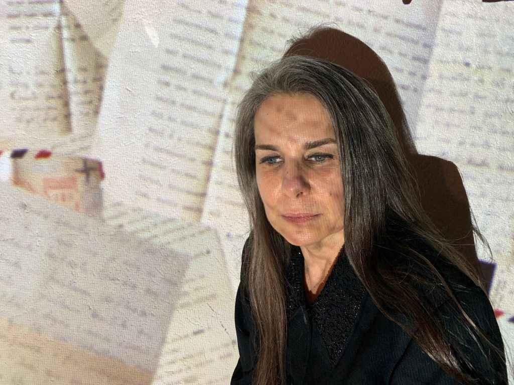 Angela Figueiredo é a protagonista de história sobre ditadura uruguaia