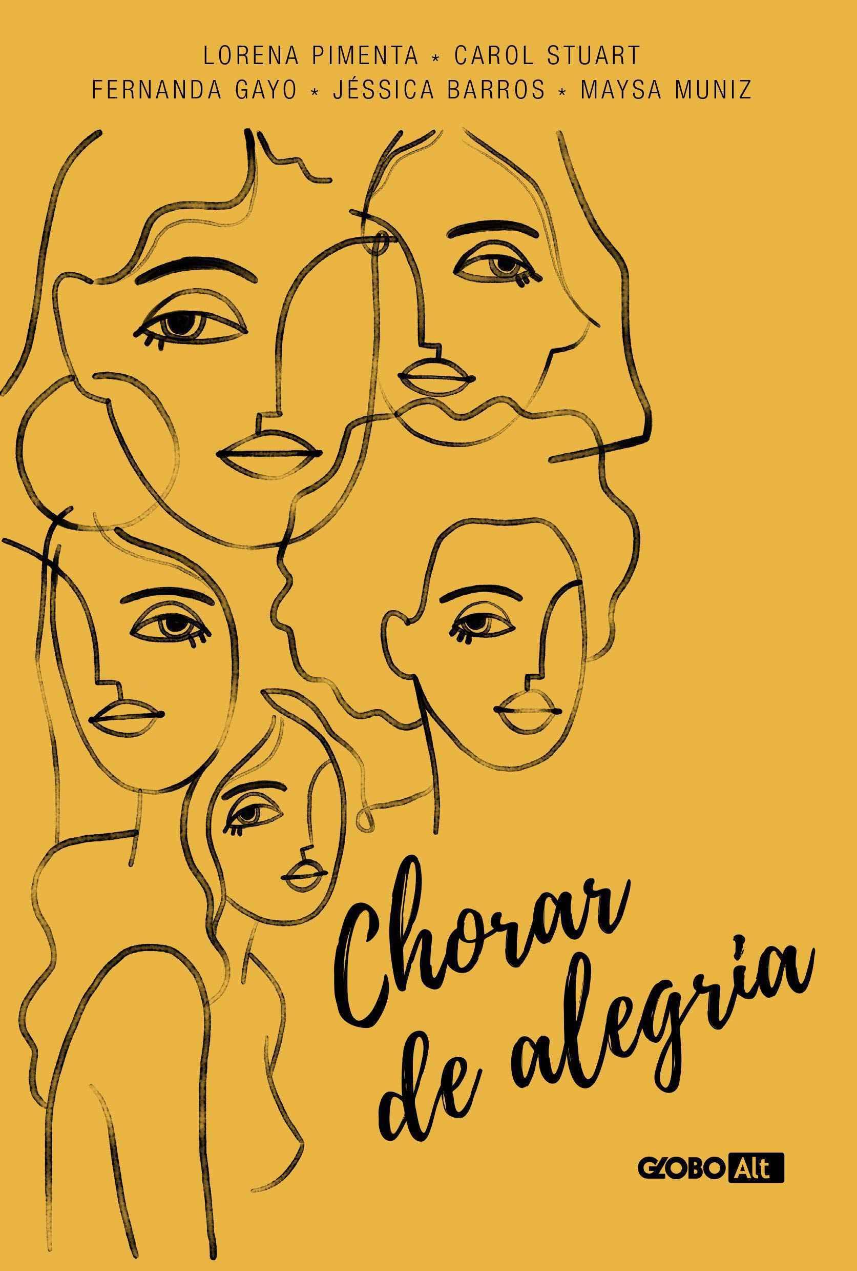 Livro conta com ilustrações da artista Brunna Mancuso