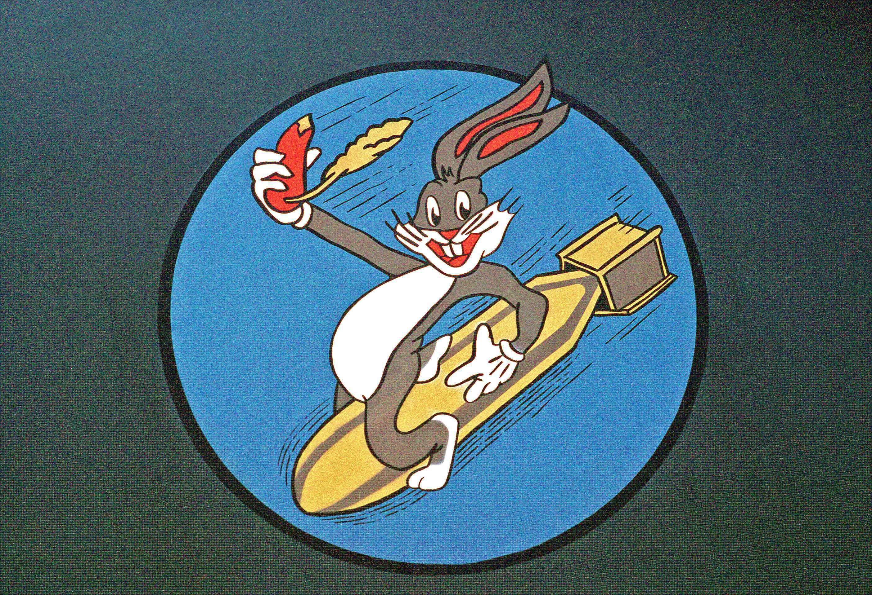 Pernalonga (Bugs Bunny), no filme A Wild Hare (A lebre selvagem), lançado em 27 de julho de 1940