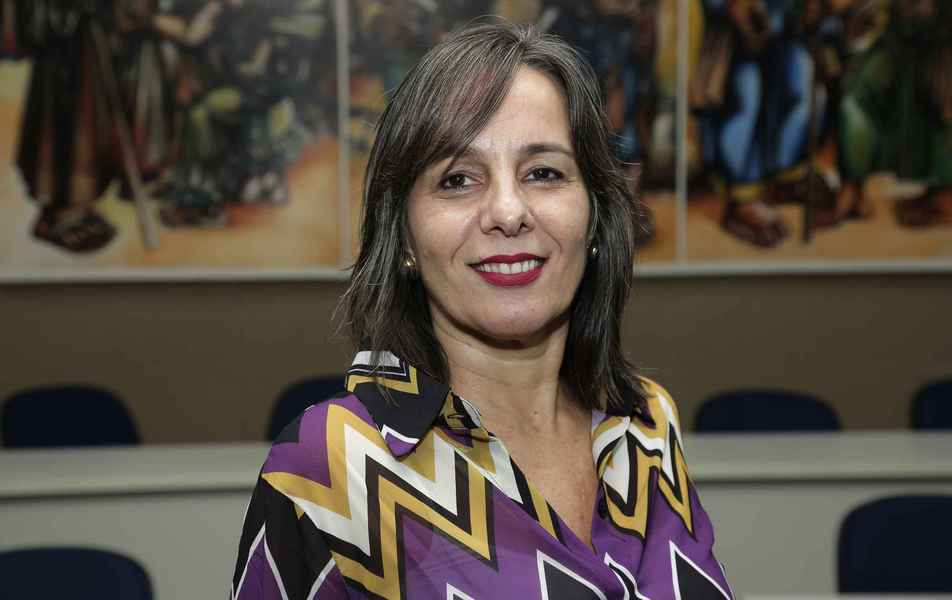 """<p>Diretoria de Cooperação Institucional<br><a href=""""http://somos.ufmg.br/professor/ana-flavia-machado"""" target=""""_blank"""">Ana Flávia Machado</a>, professora da Faculdade de Ciências Econômicas</p>"""