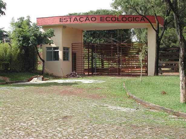 Estação Ecológica, no campus Pampulha, vai abrigar as atividades do curso