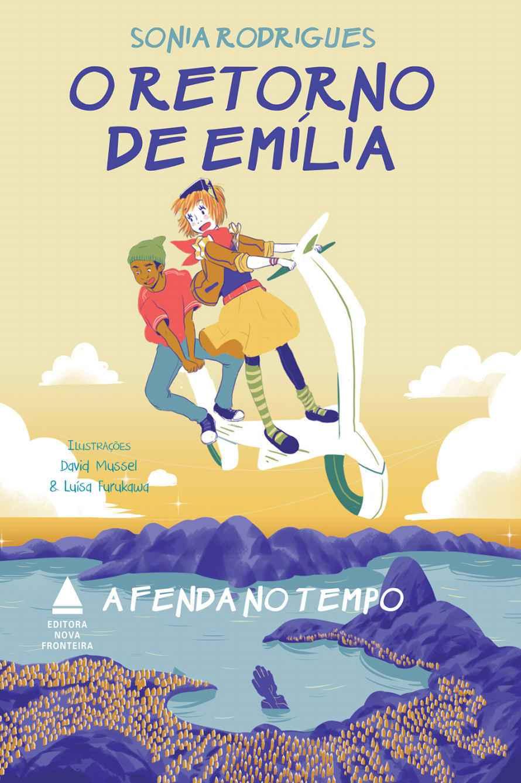 Primeiro volume de trilogia inspirada em personagem de Monteiro Lobato