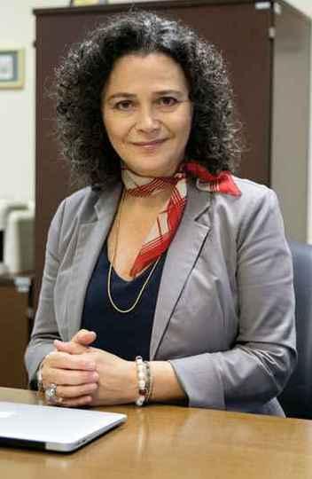 Soraya Smaili, ex-reitora da Unifesp, participa da mesa-redonda sobre políticas públicas na ciência