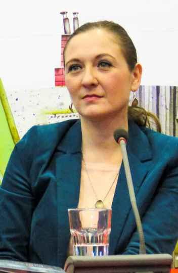 Cristina Cheveresan: