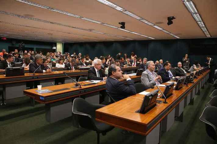 Uma comissão especial também foi criada na Câmara dos Deputados para analisar o projeto de privatização da Eletrobras